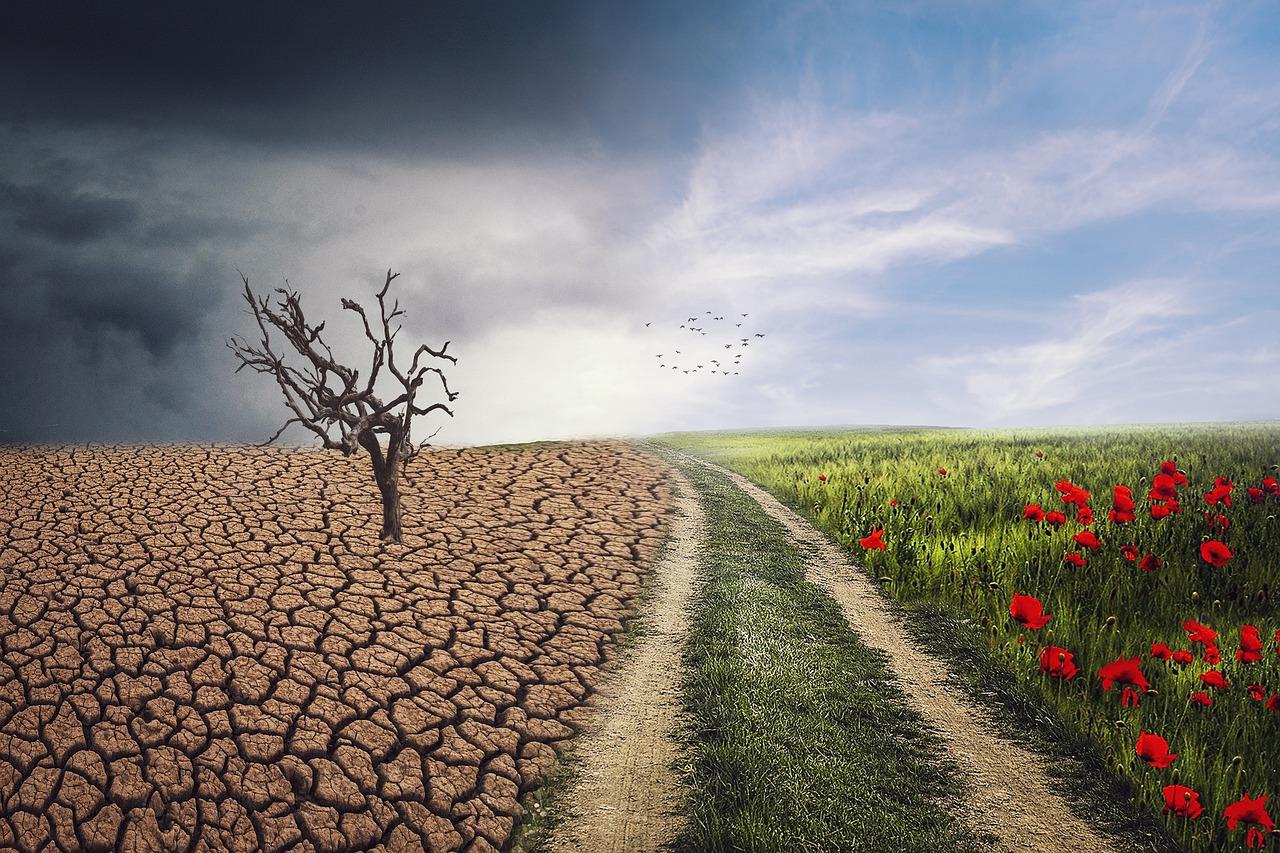 Změna klimatu – Potlačovaná pravda globálního rozměru (1/2)