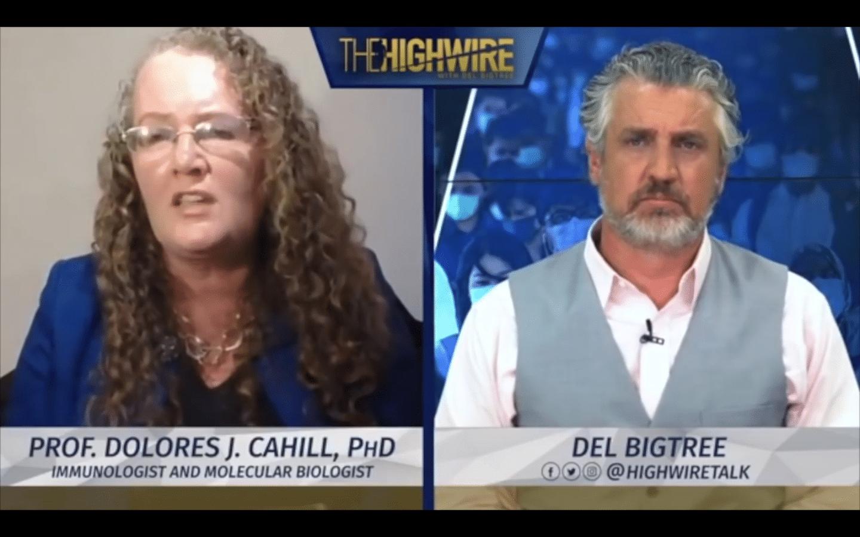 Dr. Cahillová: Karanténa je zbytečná & Vakcíny proti chřipce obsahují koronavirus