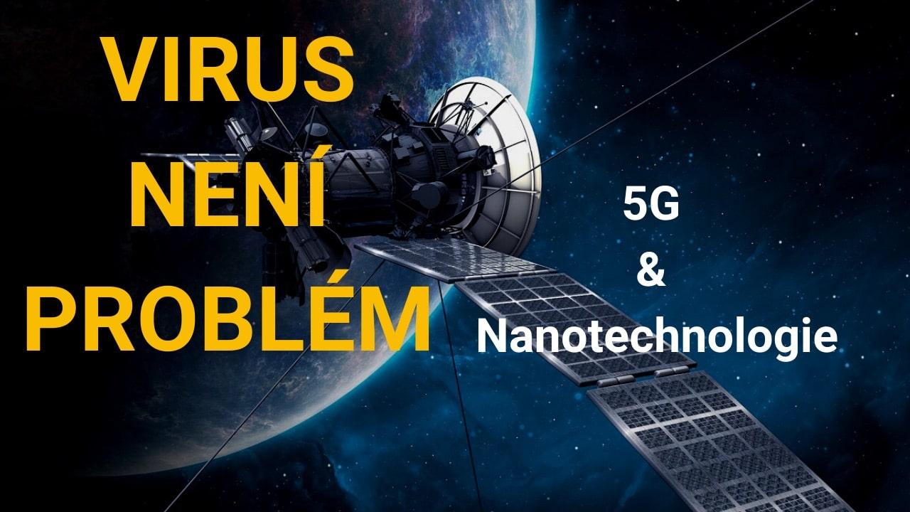Virus není problém. Jde o něco úplně jiného – Důležitý vzkaz Taygeťanů o současné situaci. 5G & Nanotechnologie
