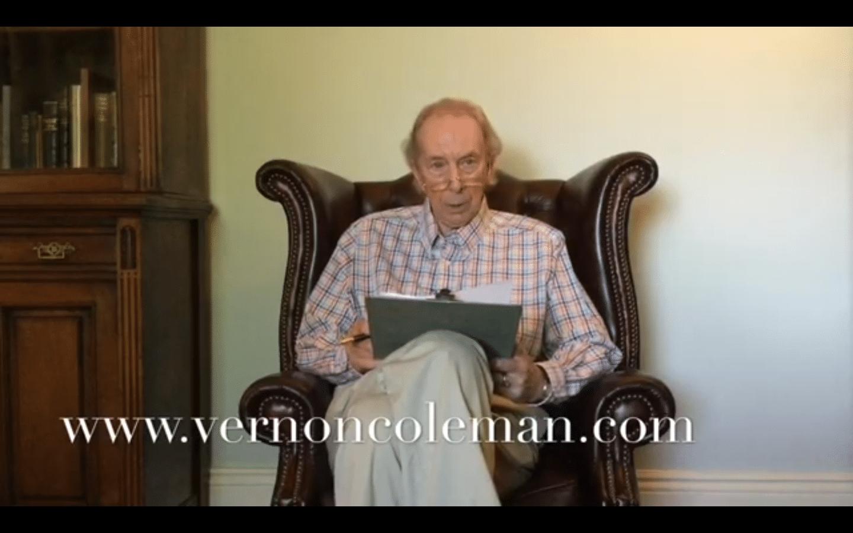 Dr. Vernon Coleman – Proč vlády chtějí a potřebují druhou vlnu koronaviru?