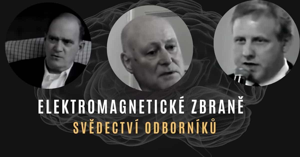 Elektromagnetické zbraně – svědectví odborníků a obětí