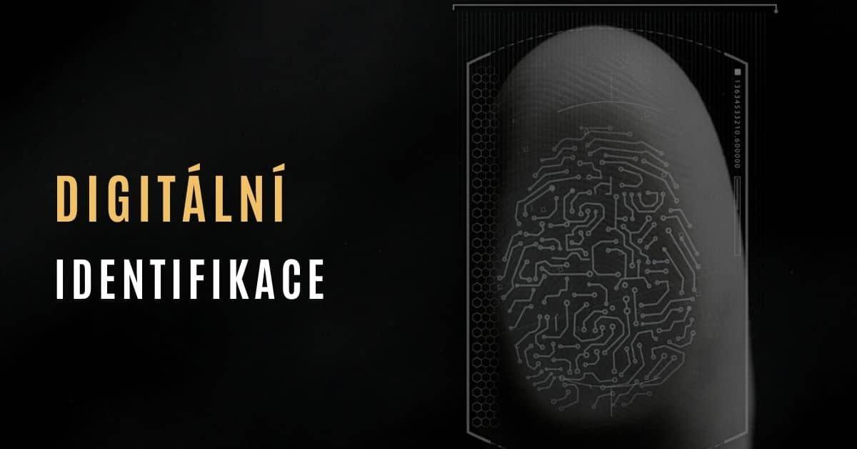 Spiro – Digitální identifikace