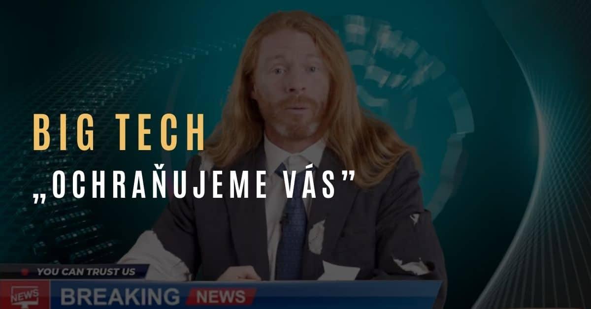 JP Sears – Big Tech dělá čistku! Cenzura jede na plné obrátky