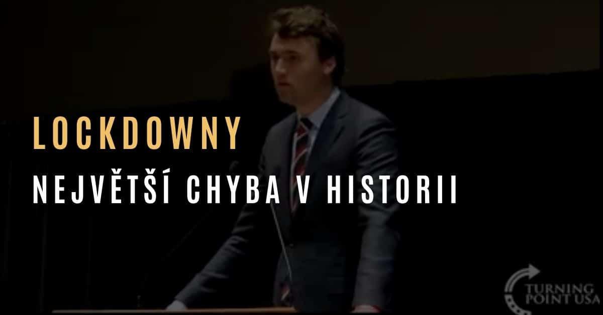 Lockdowny – Největší chyba v historii