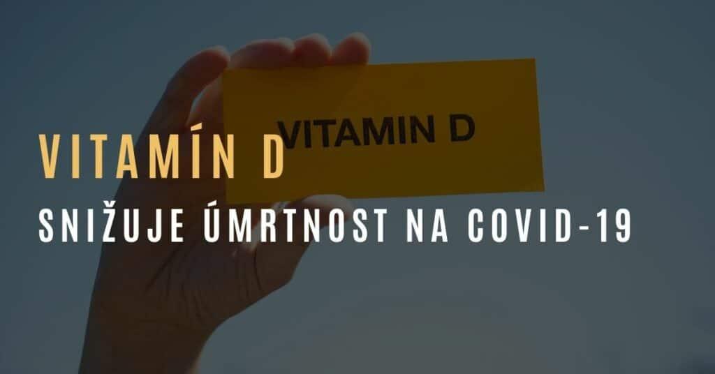 Dr. Mercola – Přísun vitamínu D snižuje úmrtnost na covid-19 o 64 %