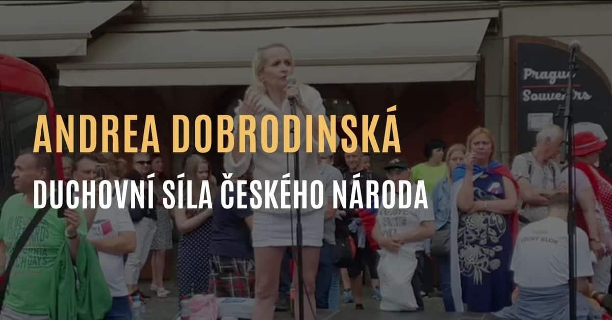 Historička umění Andrea Dobrodinská: V čem spočívá duchovní síla českého národa?