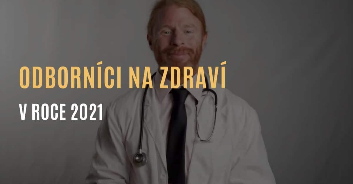 JP Sears – Jak se chovají odborníci na zdraví v roce 2021?