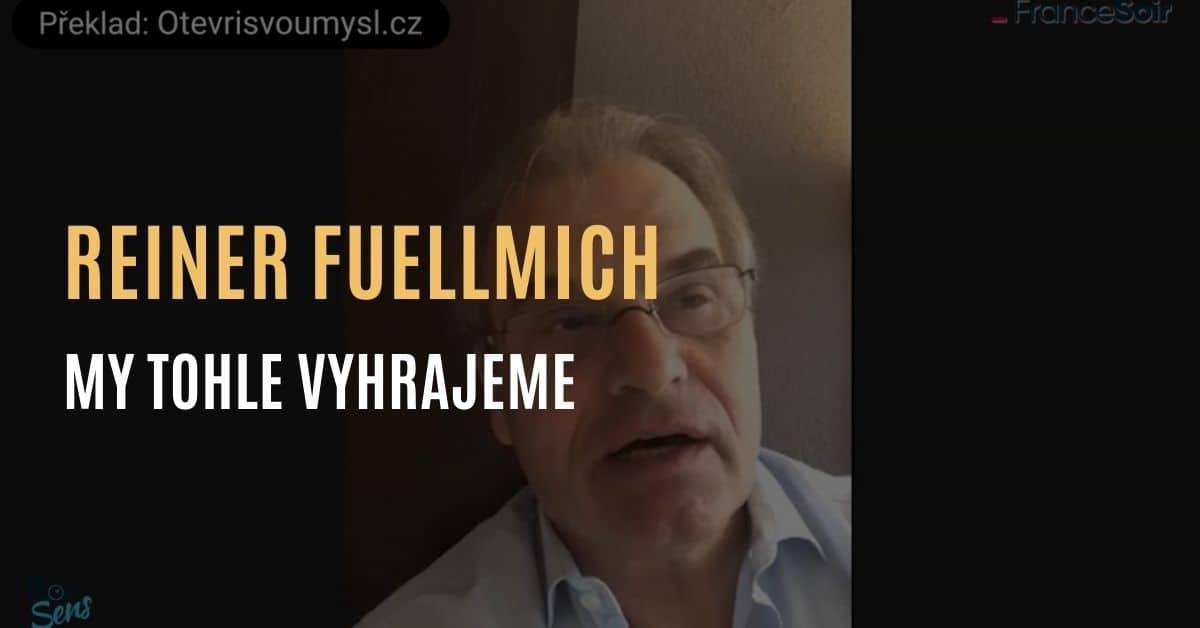 Reiner Fuellmich – Věřím, že tohle vyhrajeme & O soudních žalobách a co se chystá