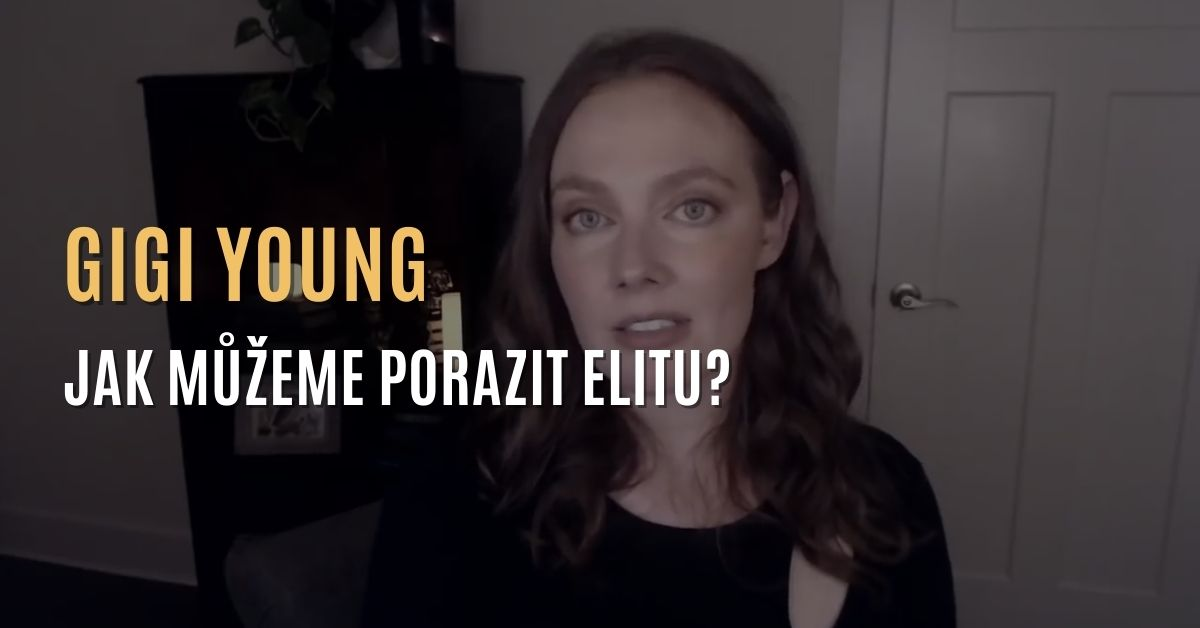 Gigi Young – Oni vás potřebují